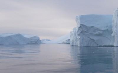 Pesten en de ijsberg